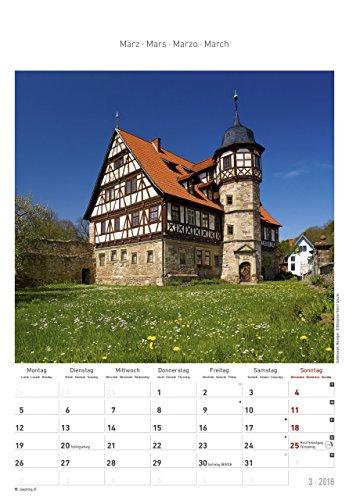 Thüringen 2018 - Bildkalender (24 x 34) - Landschaftskalender - 5