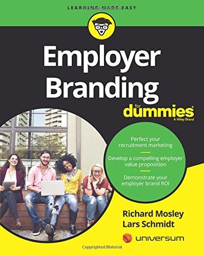 Employer Branding For Dummies por Richard Mosley