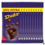 #8: Cadbury Dairy Milk Chocolate Shots, 19.8 g (Pack of 40)