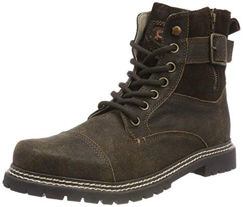 Spieth & Wensky Herren 505 H John Combat Boots, Russ/Braun 3869, 48 EU