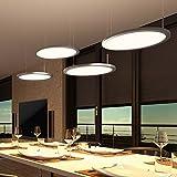 Evotec 15220 Bellini Bellini LED Hängeleuchte / 4x 1487 Lumen / 2700K Esstischleuchte