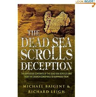 The Dead Sea Scrolls Deception (Paperback)
