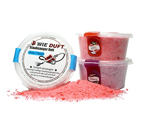 Himbeer-parfum (D WIE DUFT - Staubsauger Duft 100% Pflanzlich + Premium Duft: Granatapfel Himbeer)