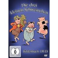 Die drei kleinen Schweinchen - Bilderbuch DVD