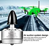 Lorenlli 1806 MT1806 2300KV Brushless-Motor für FPV 250 QAV Mini Quadcopter CCW Ausgewogenes Luftansaugsystem Design Kompakt