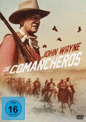 Bild von Die Comancheros