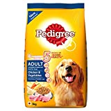 #7: Pedigree Adult Dog Food Chicken & Vegetables, 3 kg Pack