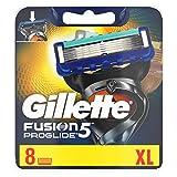 Gillette - Ancienne version - Lot de lames de rasoir Fusion ProGlide