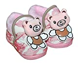 Baby Booties/Socks keeps your child warm. These attractive baby booties are known for their soft and comfort, just right to protect the tiny little feet, it helps in keeping the soft baby feet safe and warm. Features: Soft and Comfortable to wear Kee...