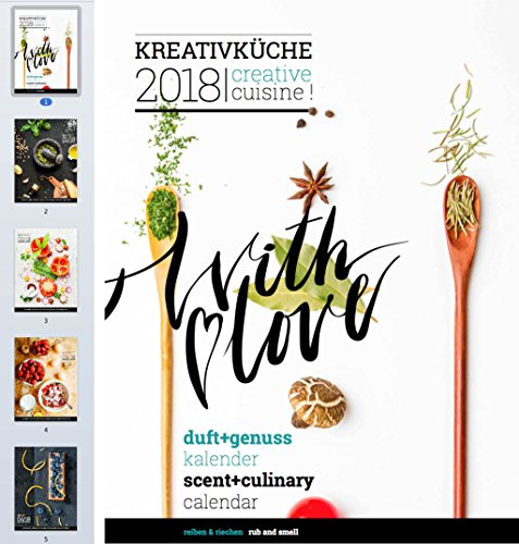 Kreativküche 2018 – Duftkalender