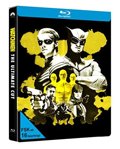 Watchman - Ultimate Cut Limited Steelbook [Blu-ray]