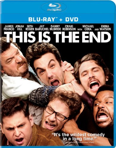 This is the End (Blu-ray + DVD + UltraViolet Digital Copy) by James Franco