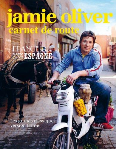 Carnet de Route par Jamie Oliver