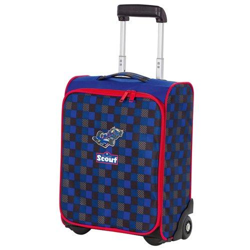 Scout 25510072000 Reisetasche Kindergepäck, 21 Liter, Blau