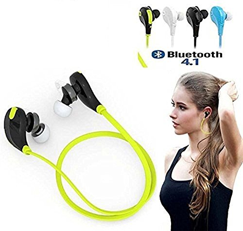 Global Craft Professional Bluetooth 4.1 Wireless Stereo Sport Headphones Headset Hi-Fi Sound Hands-Free Calling Model 104295