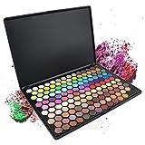 SMILEQ 149 Farben Lidschatten Makeup Cosmetic Shimmer Matte Lidschatten Palette (1 x, 149 Farben)