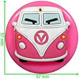 VW Camper Van Silicone Mould Mold for Cake Decorating Cake Cupcake Toppers Icing Sugarcraft Tool by Fairie Blessings