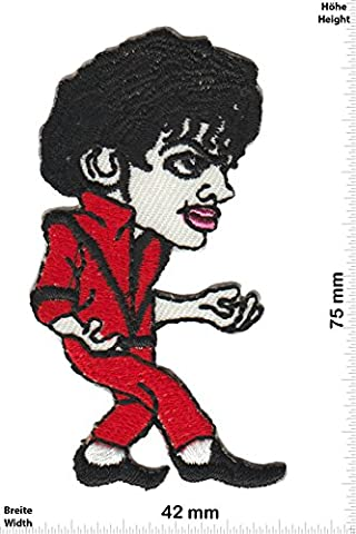 Costumes Thriller - Patches - Michael Jackson - Thriller -