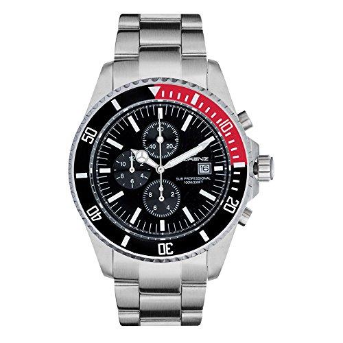 Lorenz 27184dd Herren Armbanduhr Diver Chrono
