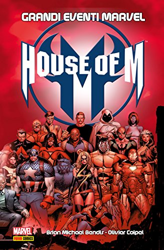 House Of M (Grandi Eventi Marvel)