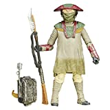 Star Wars Black Series 6 Zoll Figuren Zuvio 6 Zoll-Action-Figur gemalt