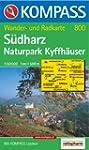 Südharz, Naturpark Kyffhäuser: Wander...