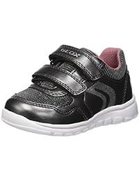 Geox B Xunday Girl a, Zapatillas para Bebés