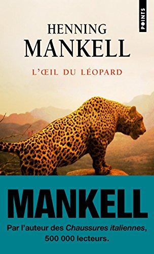 L'oeil du léopard par Henning Mankell