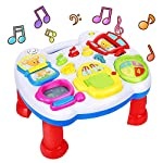 ARANEE Baby Toys Musical Play And Learn Activity Table
