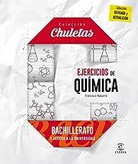Ejercicios de química para bachillerato par Francisco Navarro