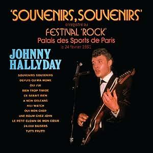 Souvenirs, souvenirs au festival Rock - Palais des Sports de Paris - Le 24 février 1961