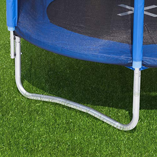 Zoom IMG-3 ultrasport trampolino da giardino uni