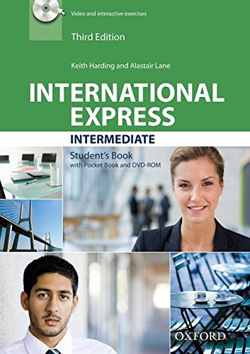 International express. Intermediate. Student's book. Per le Scuole superiori. Con DVD-ROM. Con espansione online