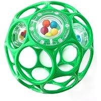 Oball - Rattle 10 cm Grün preisvergleich bei kleinkindspielzeugpreise.eu