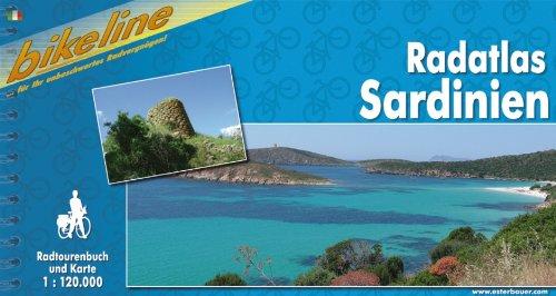 Sardinien Radatlas