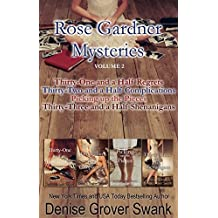 Rose Gardner Mystery Box Set #2 (English Edition)