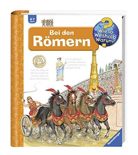 Ravensburger Kinder Sachbuch Wieso? Weshalb? Warum? - Bei den Römern