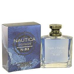 NAUTICA Voyage N83 - Eau de Toilette Spray 3.4 fl oz (100 ml)