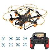 Drone, 2.4 GHz 4CH Wi-Fi FPV 0.3 MP HD Fotocamera Mini...