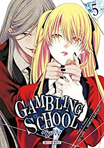 Gambling School Twin Edition simple Tome 5