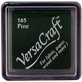 Versacraft–Almohadillas de tinta almohadilla de tinta pequeña, pino