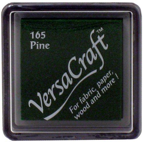 Kiwi Tsukineko Versacraft Ink Pad, verde, Small Pine