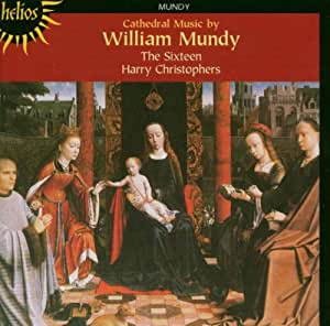 Cathedral Music By Mundy