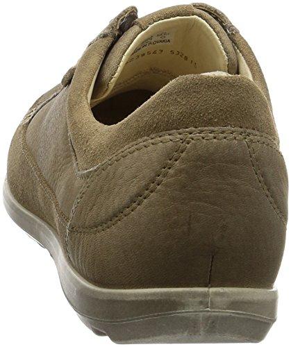 ECCO Cayla, Sneaker a Collo Basso Donna Marrone(Navajo Brown/Navajo Brown 50829)