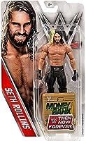 WWE, Serie Basic, 2016 Poi Now Per sempre, Seth Rollins Action Figure - Serie basic stile action figure - Viene fornito con Soldi nel Salvadanaio ventiquattrore - Circa 16.5cm altezza