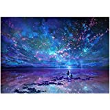 Tomtopp 5D DIY Full Drill Diamond Painting Mosaic Sky Embroidery Home Decor(7308)
