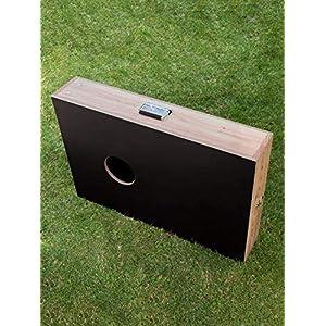 Cornhole Koffer aus zwei Brettern – Top Qualität made in Germany, handgemachte Boards