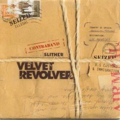 SLITHER CD EUROPEAN RCA 2004