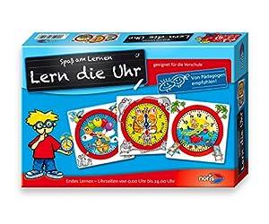 noris 606076152 Niños Juego educativo - Juego de tablero (Juego educativo, Niños, Niño/niña, 6 año(s), Michael Rüttinger