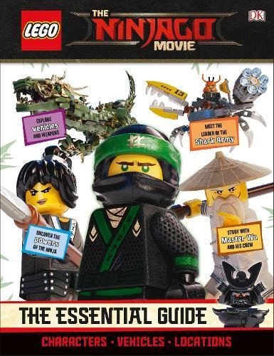 Pdf The Lego Ninjago Movie The Essential Guide Download Free